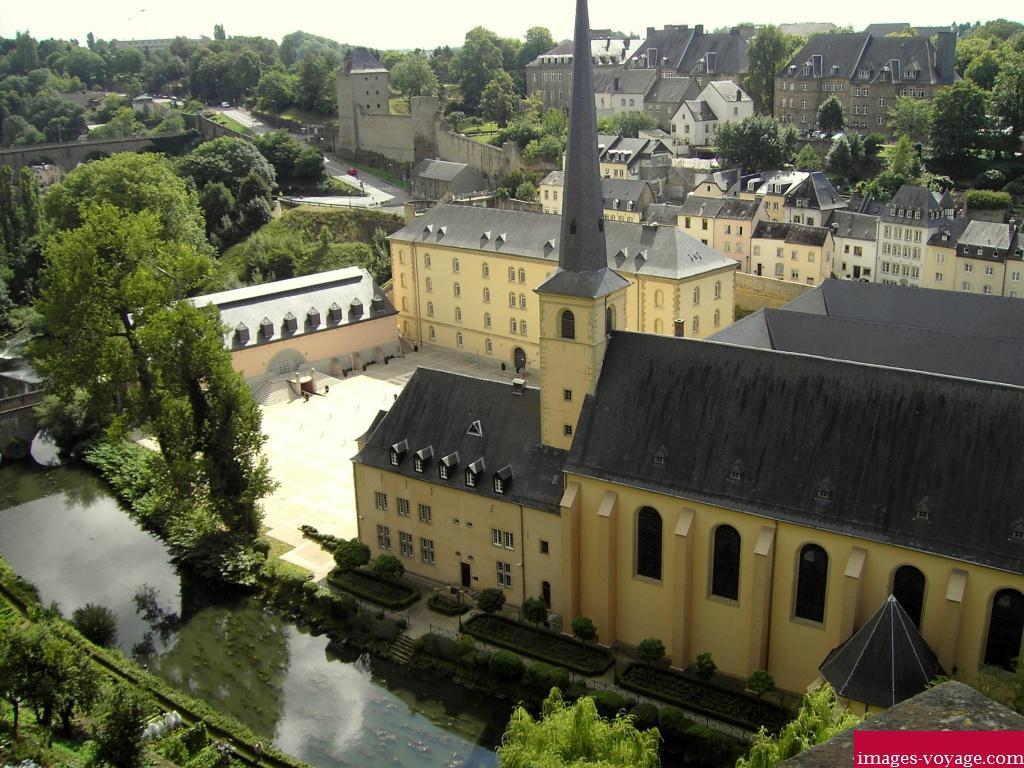Vue de Luxembourg