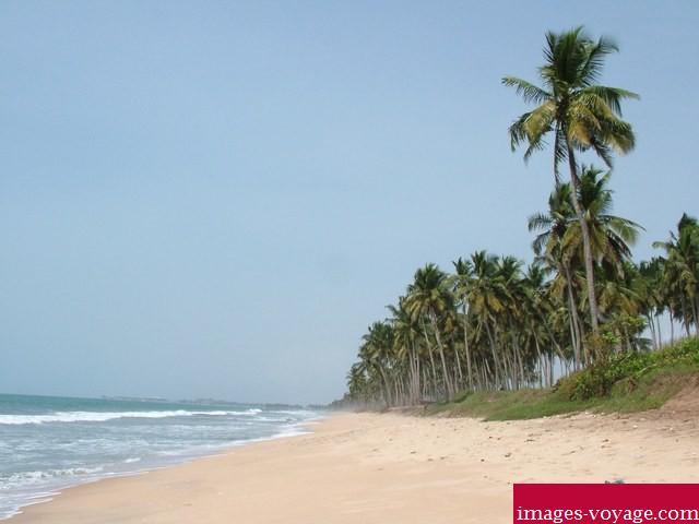 Cape Coast au Ghana