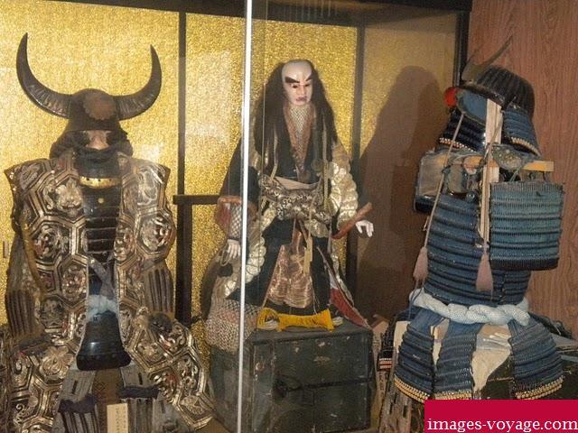 Himeji-jô (musée des armes)