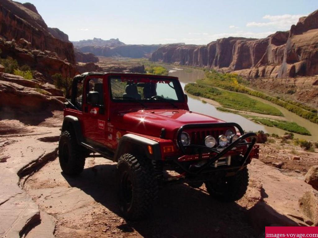 Moab et le Colorado