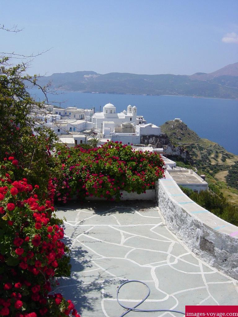 Plaka - Milos - Cyclades